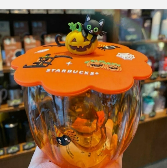 Starbucks Halloween Mug Set